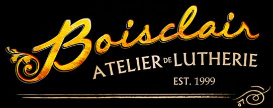 Atelier de lutherie Boisclair Logo